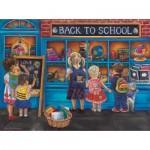Sunsout-35863 Tricia Reilly-Matthews - School Time