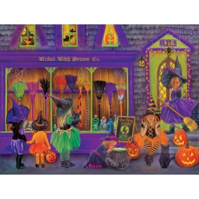 Sunsout-35970 Pièces XXL - Tricia Reilly-Matthews - Witch Broom Shop