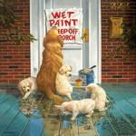 Sunsout-36715 Don Crook - Wet Paint