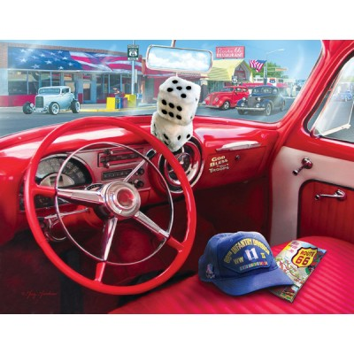 Sunsout-37133 Pièces XXL - Greg Giordano - American Car