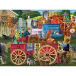 Sunsout-38640 Joseph Burgess - Vintage Yard Sale