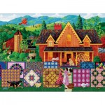 Sunsout-38844 Joseph Burgess - Morning Day Quilt