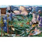 Sunsout-38890 Joseph Burgess - Yosemite Adventures