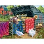 Sunsout-38946 Pièces XXL - Joseph Burgess - Quilt Cow