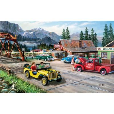 Sunsout-39364 Ken Zylla - Alaskan Road Trip