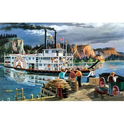 Sunsout-39576 Riverboat