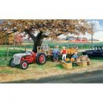 Sunsout-39613 Pièces XXL - Roadside Harvest