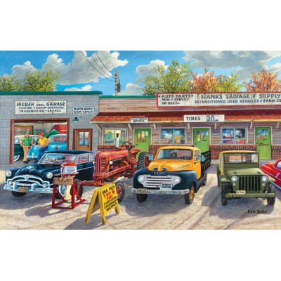 Sunsout-39704 Ken Zylla - The Old Rustic Inn