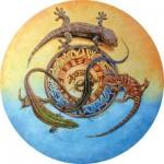 Sunsout-40067 Pièces XXL - Mimbre Journeys