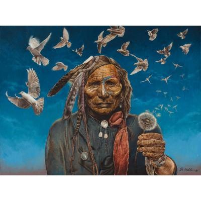 Sunsout-40073 David Behrens - Peacemaker