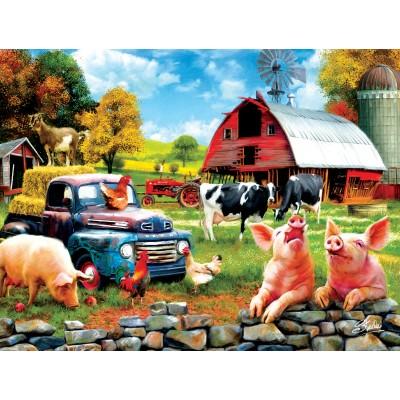 Sunsout-42063 Sharon Steele - Farm Days