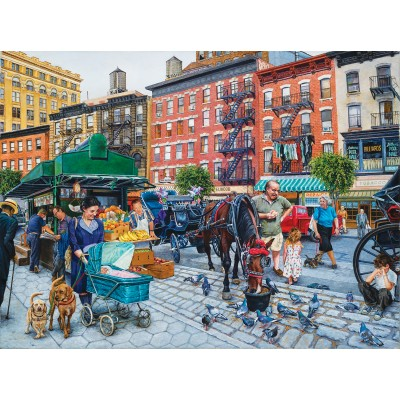 Sunsout-44235 Susan Brabeau - The Streets of New York