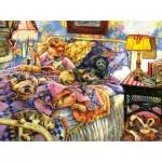 Sunsout-44242 Susan Brabeau - Pet Bed