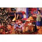 Sunsout-44631 Susan Brabeau - Christmas Thieves