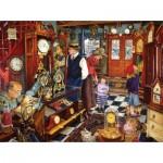 Sunsout-44652 Susan Brabeau - The Clock Shop