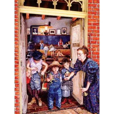 Sunsout-44655 Susan Brabeau - Her Little Rascals