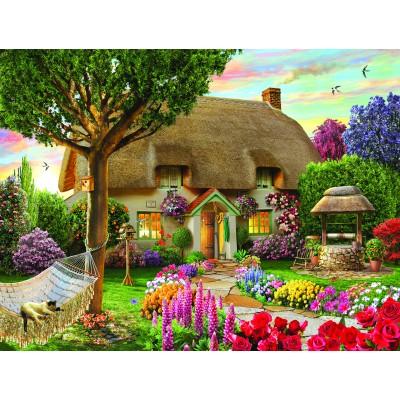 Sunsout-48624 Adrian Cherterman - Wishing Well Cottage