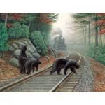 Sunsout-48804 Pièces XXL - Bear Tracks