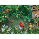 Sunsout-49046 Pièces XXL - Bird Festival