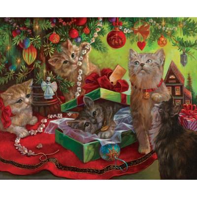 Sunsout-49070 Sandra Bergeron - Kissmass Play Toys