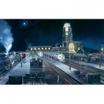 Sunsout-49404 Larry Fisher - Midnight Buffalo