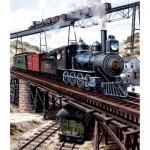 Sunsout-49607 Unicover Corporation - Locomotive GXB 14919