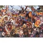 Sunsout-50089 Payne Hart - Animal Fantasia