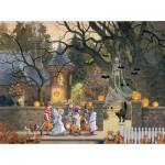 Sunsout-51224 Doug Laird - Friends on Halloween