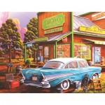 Sunsout-51327 Pièces XXL - Geno Peoples - Aunt Sheila's Cafe