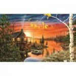 Sunsout-51847 Mark Daehlin - Autumn Evening