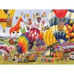 Sunsout-52406 Gale Pitt - Balloon Landing