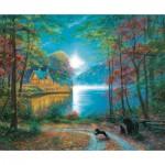Sunsout-52805 Mark Keathley - Lakeside Dreams