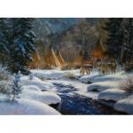 Sunsout-52965 Mark Keathley - Winter Intruders