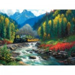 Sunsout-53009 Mark Keathley - Durango Silverton