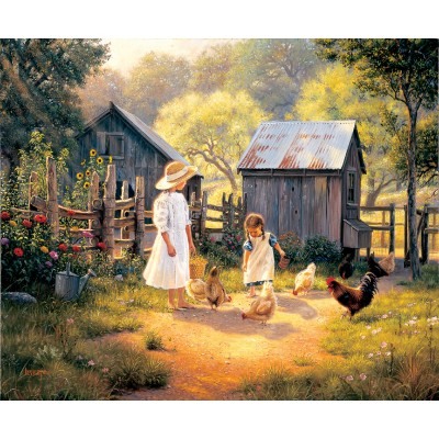 Sunsout-53036 Mark Keathley - Doing our Chores