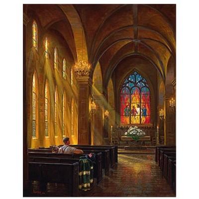 Sunsout-53130 Mark Keathley -  Sanctuary of Peace