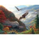 Sunsout-53135 Mark Keathley - Great Smoky Mountain Railroad