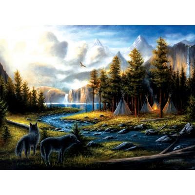 Sunsout-55176 Chuck Black - Living Wild