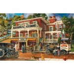 Sunsout-56073 Tom Antonishak - Fannie Mae's General Store