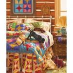 Sunsout-59782 Liz Goodrick Dillon - Bedtime Battle