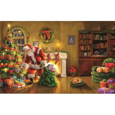 Sunsout-60607 Marcello Corti - Santa's Special Delivery