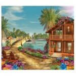 Sunsout-61559 Pièces XXL - Island Dreams
