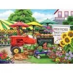 Sunsout-63016 Pièces XXL - Nancy Wernersbach - Farm Stand Bounty
