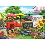 Sunsout-63038 Nancy Wernersbach - Farm Stand Bounty