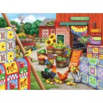 Sunsout-63063 Nancy Wernersbach - Quilts