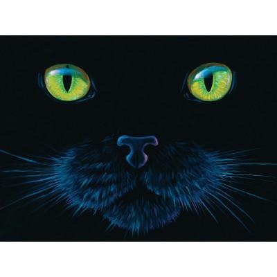Sunsout-63346 Charles Lynn Bragg - Black Cat