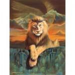 Sunsout-66048 William Hallmark - Lion of Judah