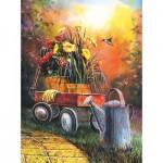 Sunsout-67351 Jim Hansel - Summer Blooms