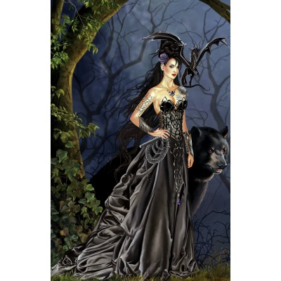 Sunsout-67664 Nene Thomas - Mistress of the Lycani