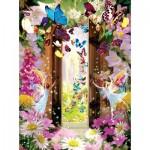 Sunsout-68010 Garry Walton - Fairy Door